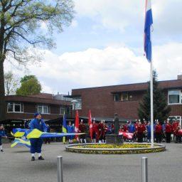 Sint-Barbaragilde Dinther had drukke activiteiten op Koningsdag