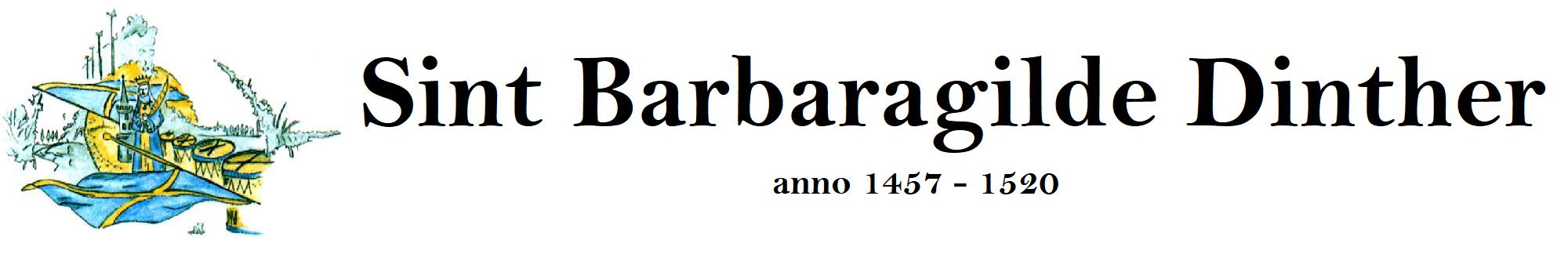 Sint Barbaragilde Dinther